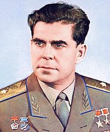 Береговой Георгий Тимофеевич