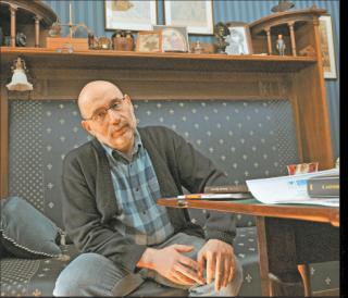 Чхартишвили Григорий Шалвович
