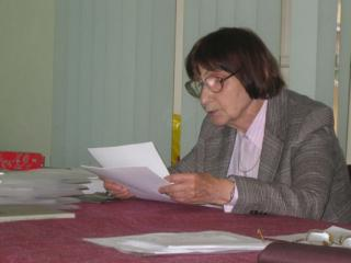 Чавчанидзе Джульетта Леоновна