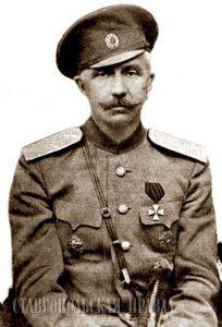 Краснов Петр Николаевич