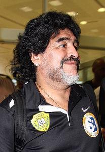 Марадона Диего Армандо