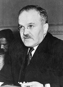 Молотов Вячеслав Михайлович