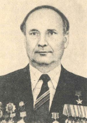 Романов Михаил Яковлевич