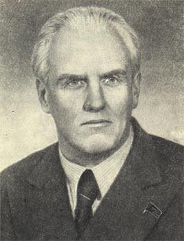 Тихонов Николай Семенович