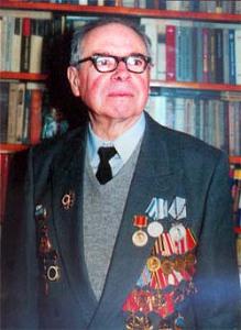 Успенский Владимир Дмитриевич
