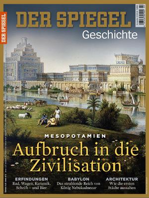 ''Der Spiegel. Geschichte'', № 02 (2016). Mesopotamien: Aufbruch in die Zivilisation