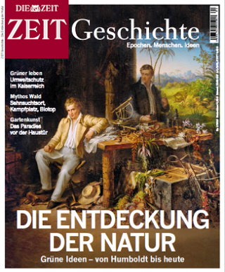 ''Die Zeit. Geschichte'', № 01 (2016). Die Entdeckung der Natur