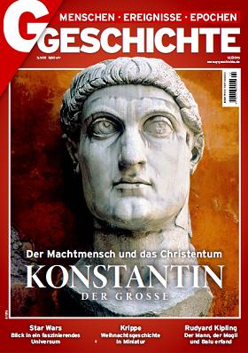 ''G Geschichte'', № 12 (2015). Konstantin der Große