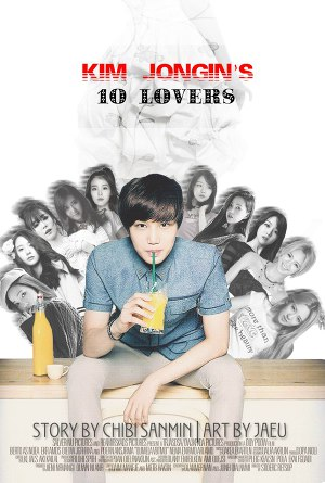 10 любовниц Ким Чонина (СИ)