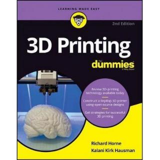 3D Printing For Dummies® [2nd Edition]