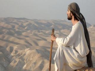 40 дней пустыни