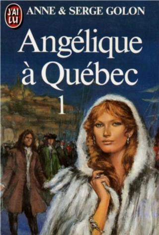 Angélique à Québec 1