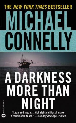 A Darkness More Than Night [Terrell McCaleb - 2]