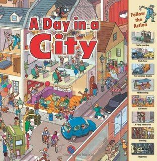 A Day in a City