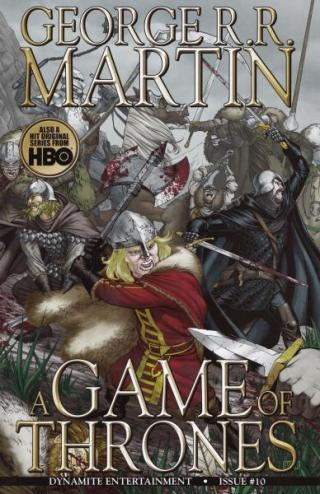 A Game of Thrones. Issue #10
