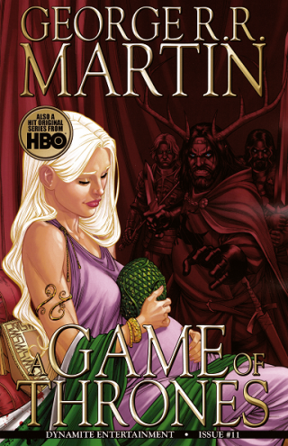 A Game of Thrones. Issue #11