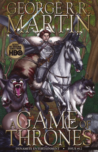 A Game of Thrones. Issue #12