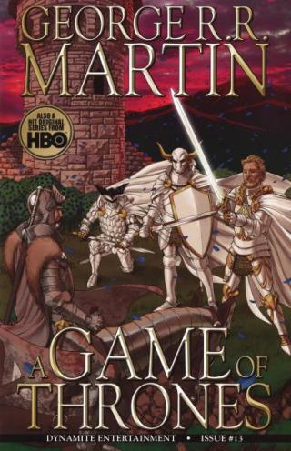 A Game of Thrones. Issue #13