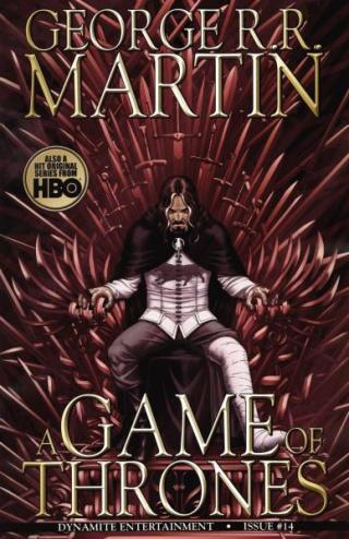 A Game of Thrones. Issue #14