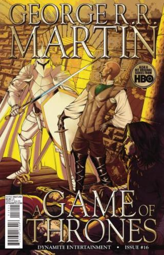 A Game of Thrones. Issue #16