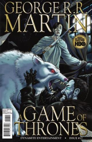 A Game of Thrones. Issue #17