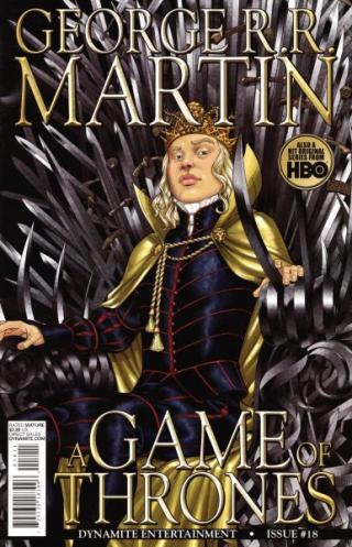 A Game of Thrones. Issue #18