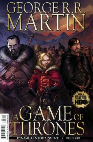 A Game of Thrones. Issue #19