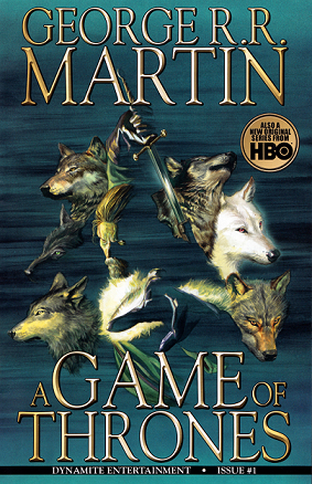A Game of Thrones. Issue #1