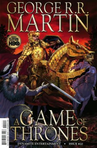 A Game of Thrones. Issue #20