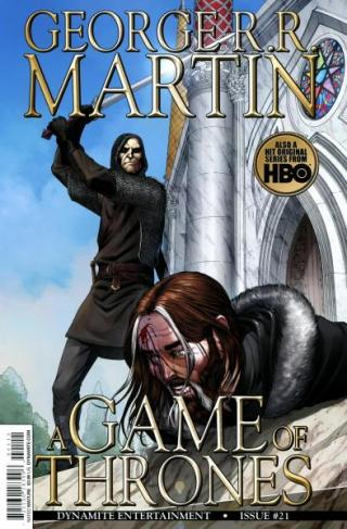 A Game of Thrones. Issue #21