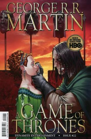 A Game of Thrones. Issue #22