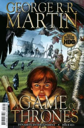 A Game of Thrones. Issue #23