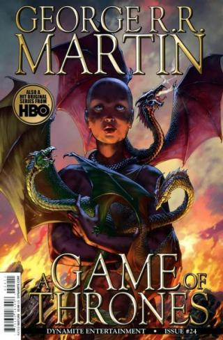 A Game of Thrones. Issue #24