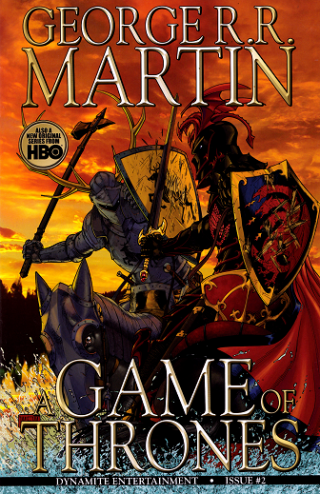 A Game of Thrones. Issue #2