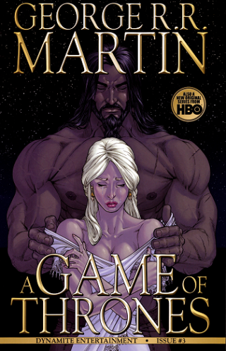 A Game of Thrones. Issue #3