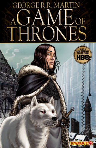 A Game of Thrones. Issue #4