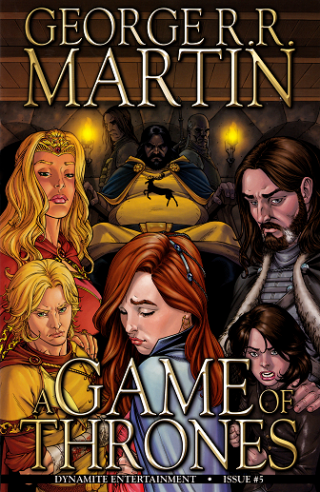 A Game of Thrones. Issue #5