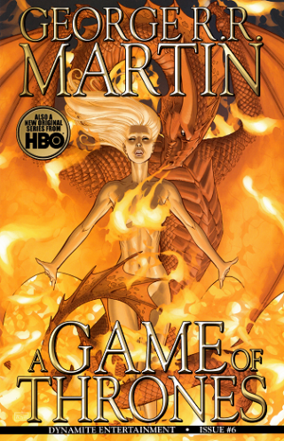 A Game of Thrones. Issue #6