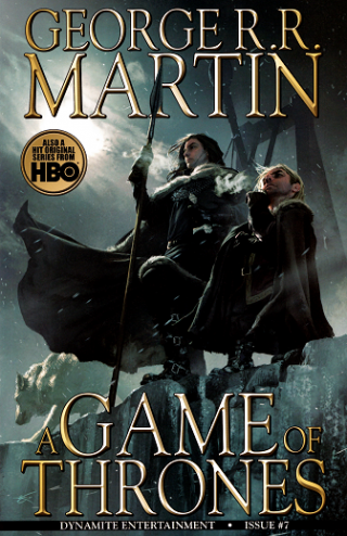 A Game of Thrones. Issue #7