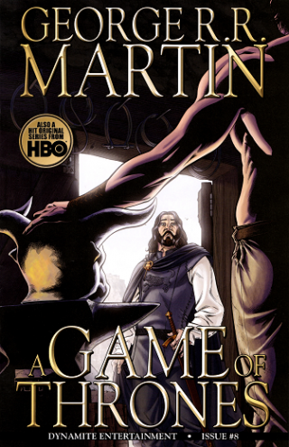 A Game of Thrones. Issue #8