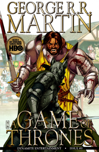 A Game of Thrones. Issue #9