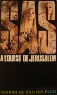 A l'ouest de Jérusalem
