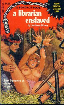 A librarian enslaved