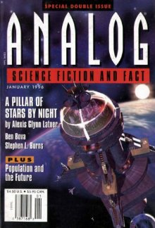 A Pillar of Stars by Night