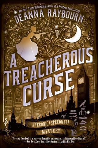 A Treacherous Curse [Зловещее проклятие]