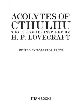 Acolytes of Cthulhu