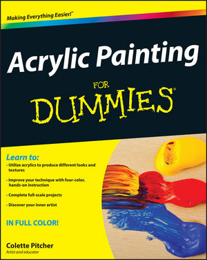 Acrylic Painting For Dummies®