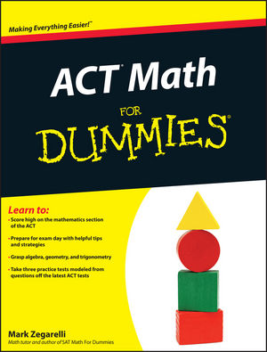 ACT Math For Dummies®