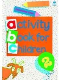 Activity Book for Children # 2