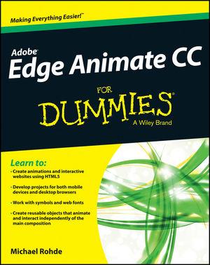 Adobe® Edge Animate CC For Dummies®